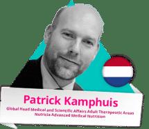 Speaker | Patrick Kamphuis - WoHC